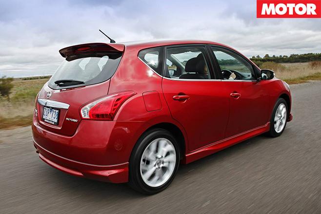 Nissan Pulsar SSS