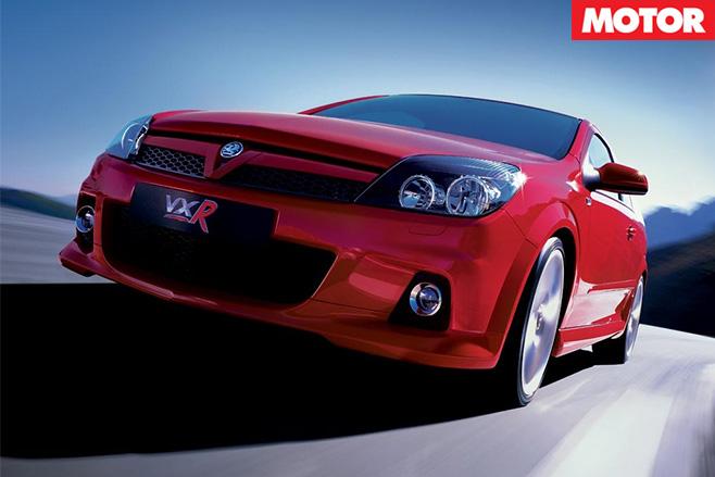 HSV Astra VXR