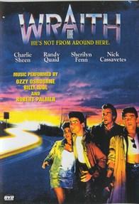 The Wraith 1986 Cover