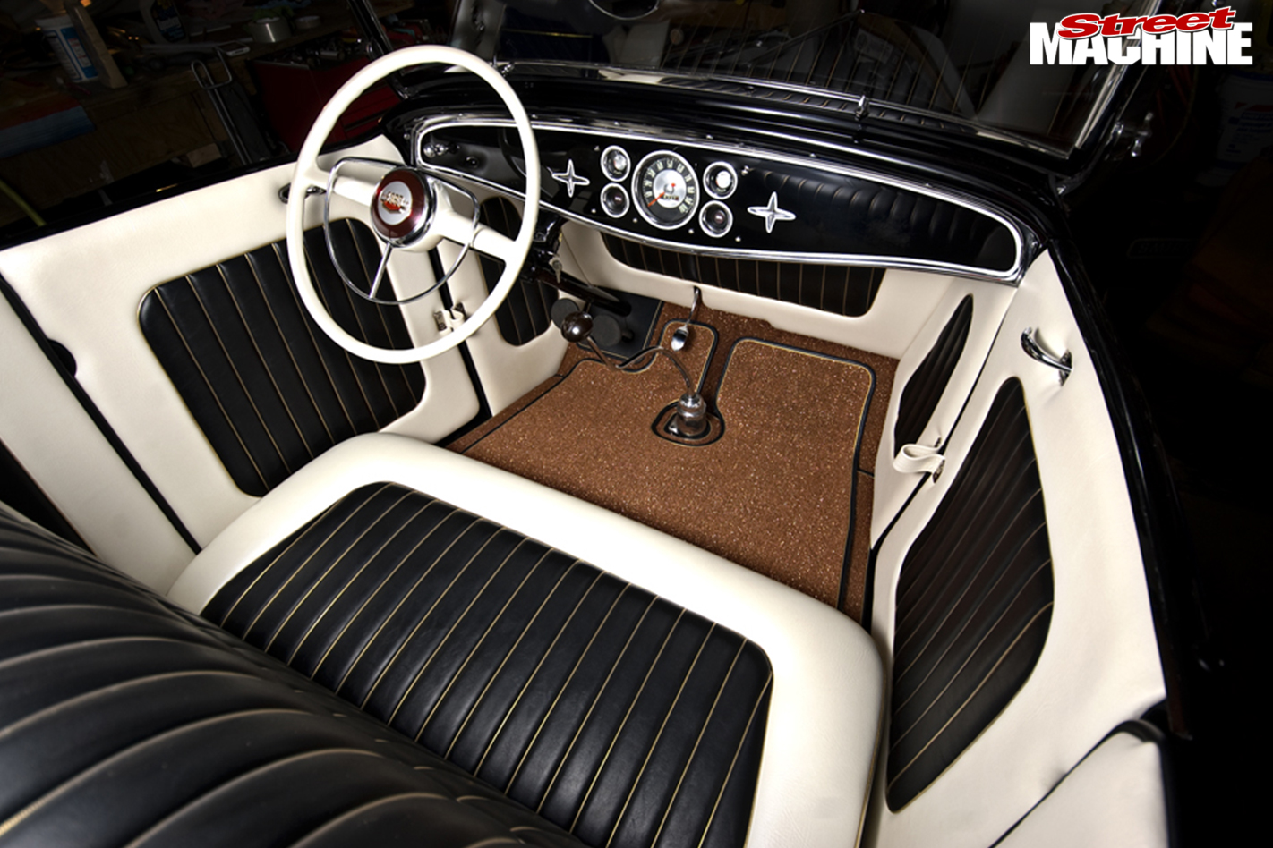 Sean -johnstun -roadster -interior