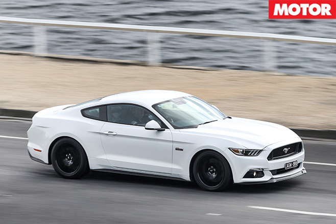 Herrod -Motorsport -Ford -Mustang -driving