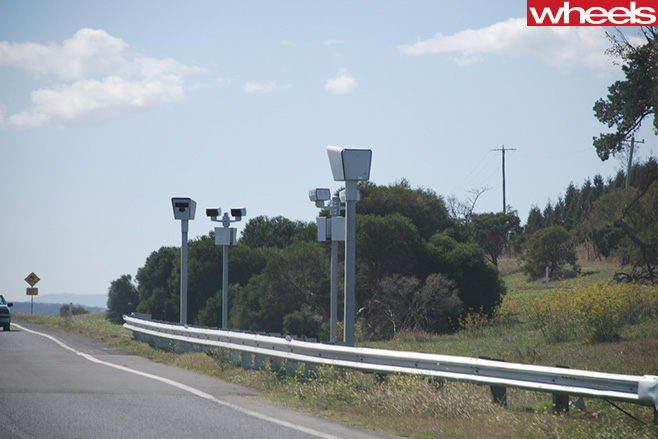 Speed -cameras -on -highway
