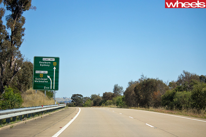 Hume -highway -road