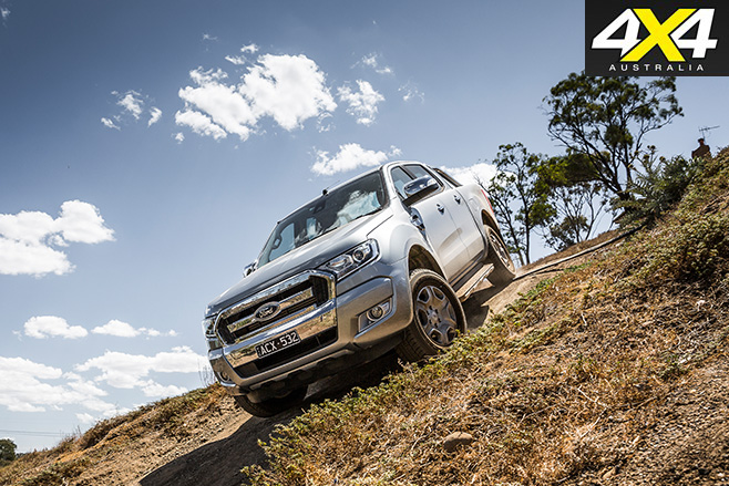 Ford ranger recalled