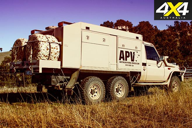 APVs LRPV side