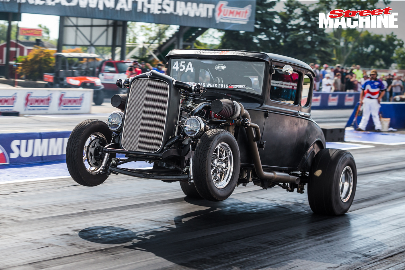 Hot Rod Drag Week 3