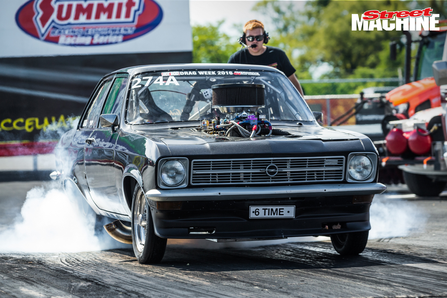 Opel Drag Week 2016