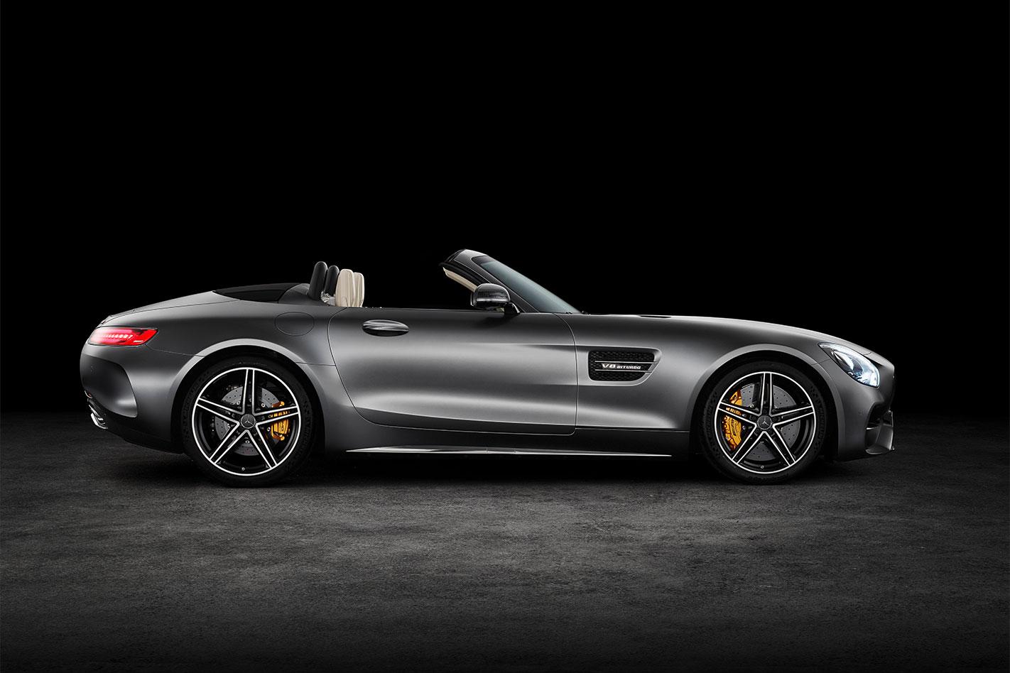 Mercedes-AMG GT C Roadster profile