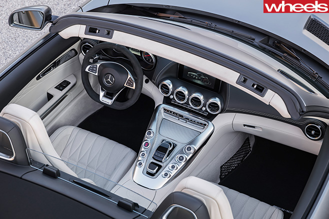Mercedes -AMG-GT-interior -top