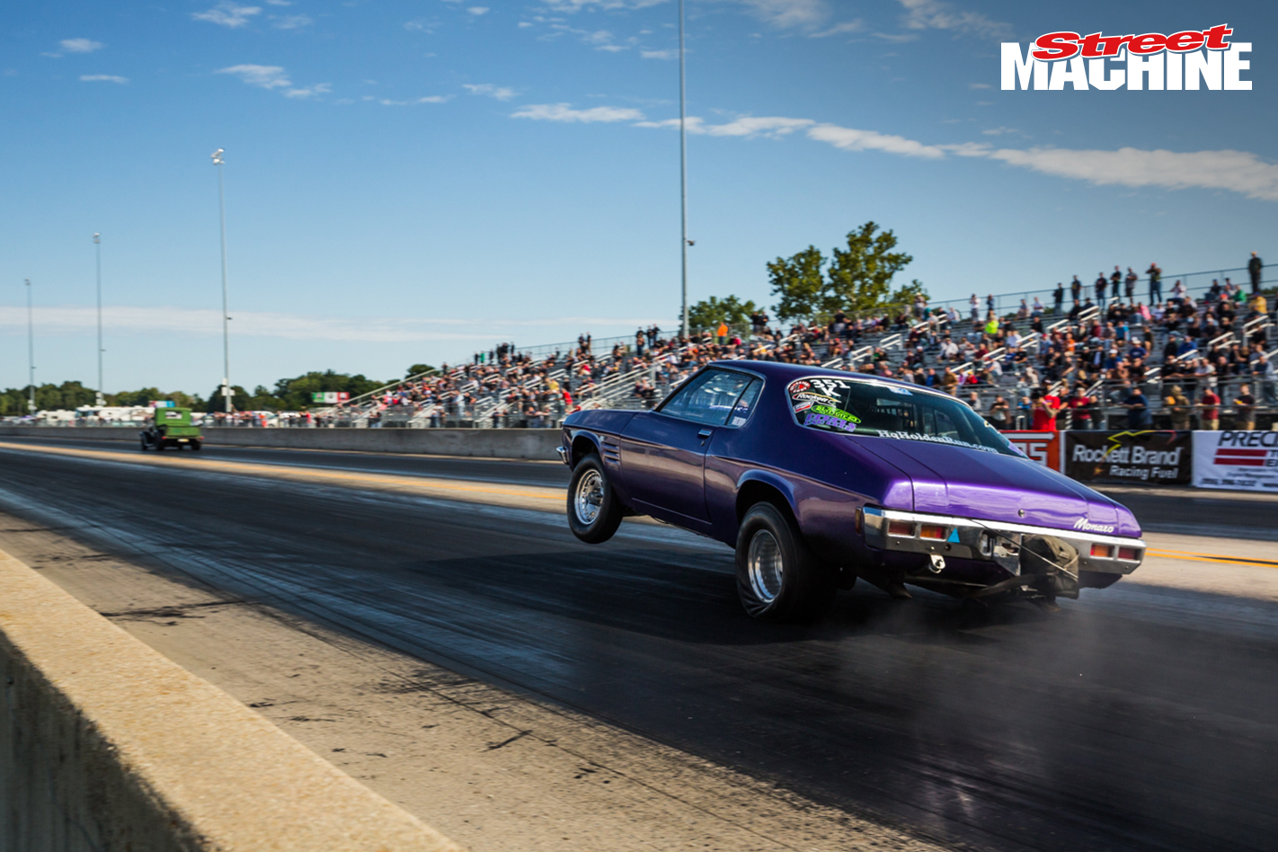 HQ Monaro Drag Week 1