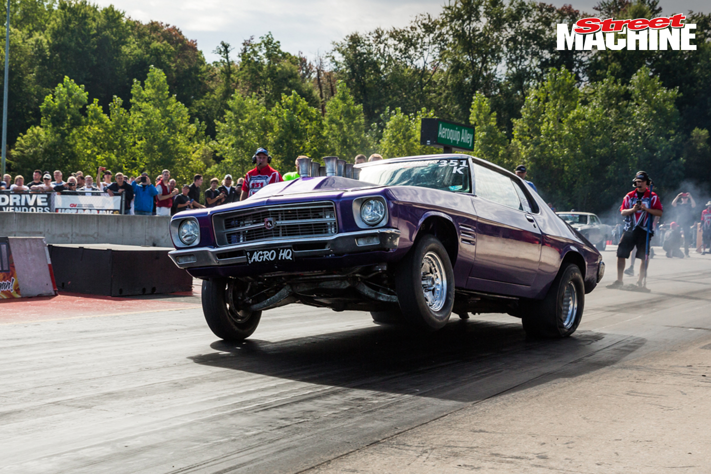 HQ Monaro Drag Week 2