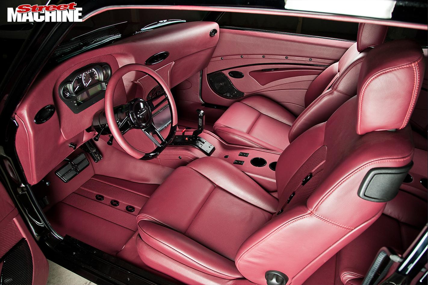 KAM-Nova -Chevy -interior -front