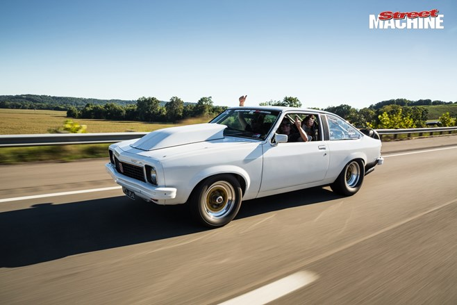 Holden Torana Ss Drag Week 1422