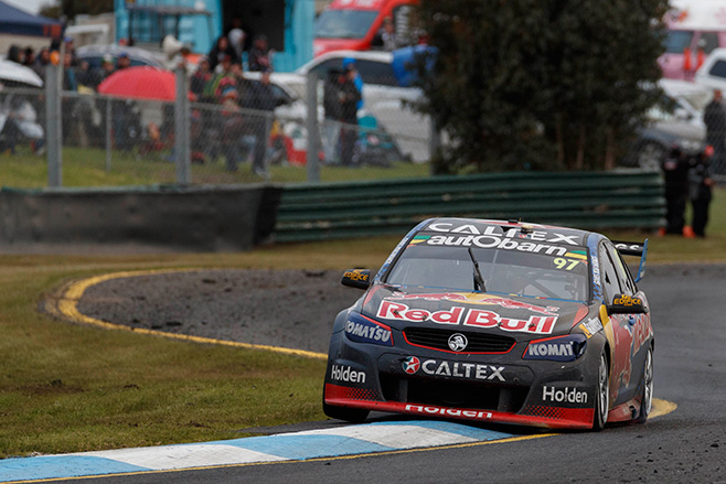 2016-Sandown -500-Shane -van -Gizbergen -car