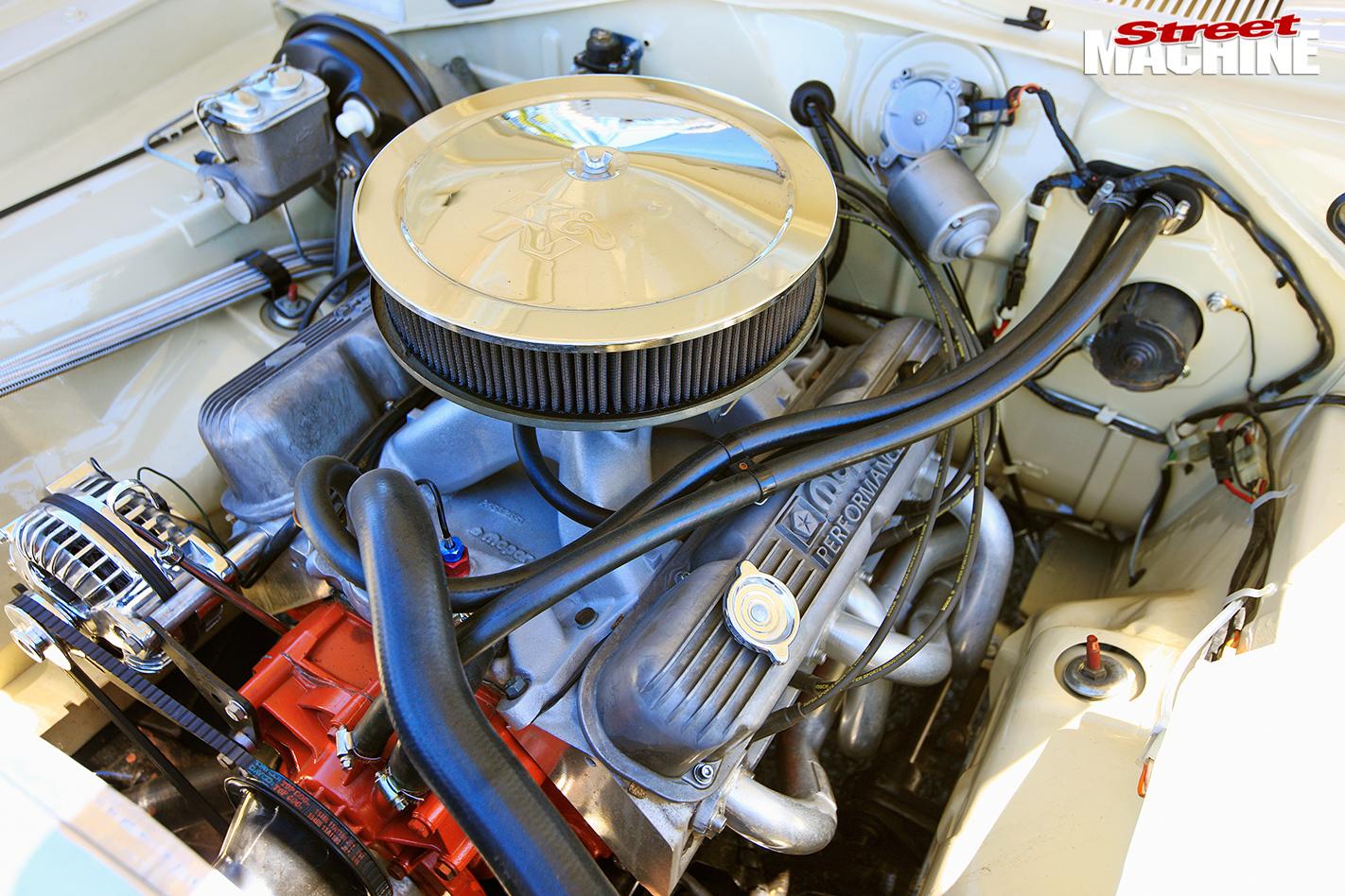 Chrysler -charger -engine -bayu