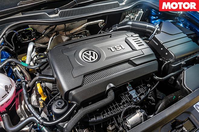Volkswagen Polo GTI engine