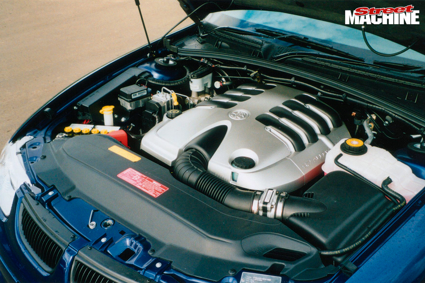 Holden -commodore -vt -ss -engine -ba