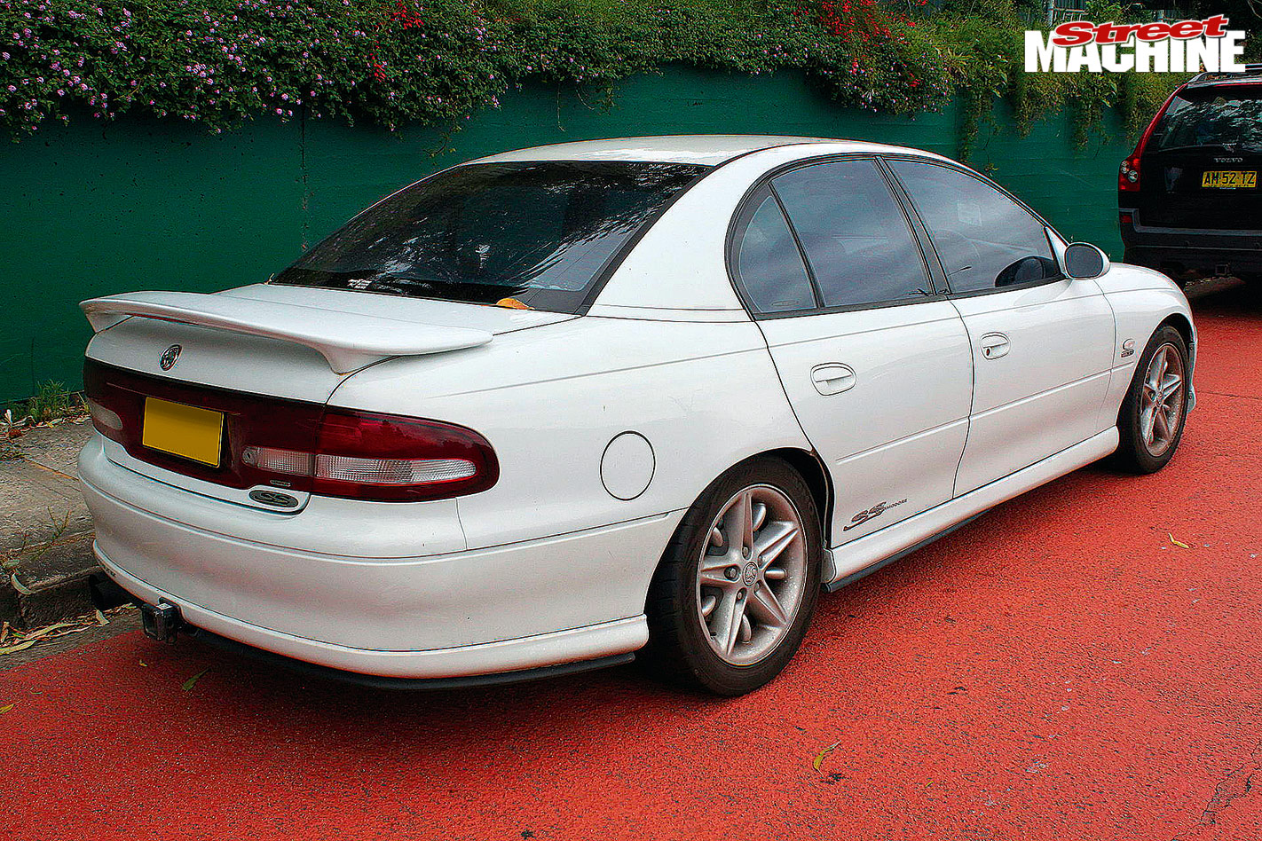 1999_Holden _Commodore _(VT_II)_SS_sedan