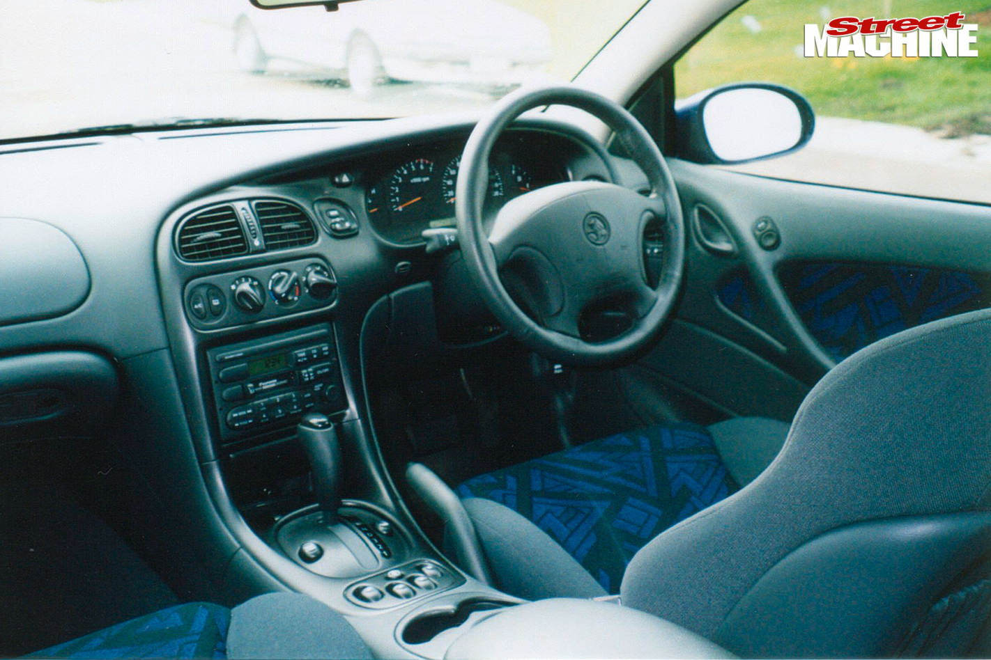 Holden -commodore -vt -ss -interior
