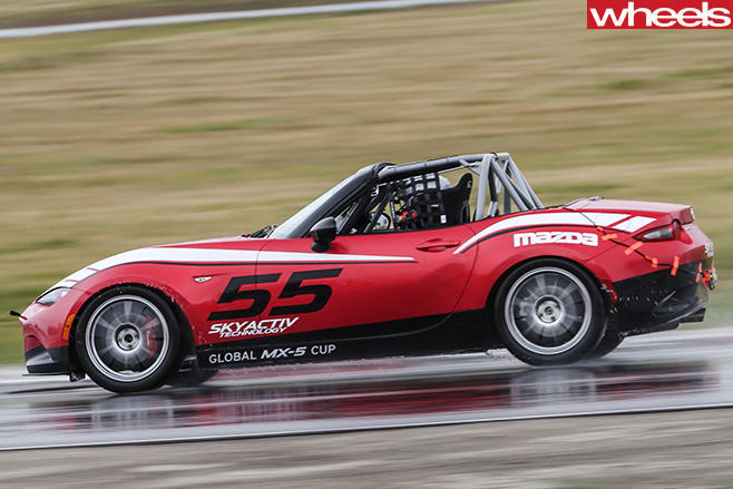 Mazda -MX-5-Cup -side