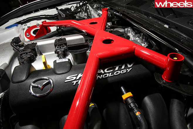 Mazda -MX-5-Cup -engine