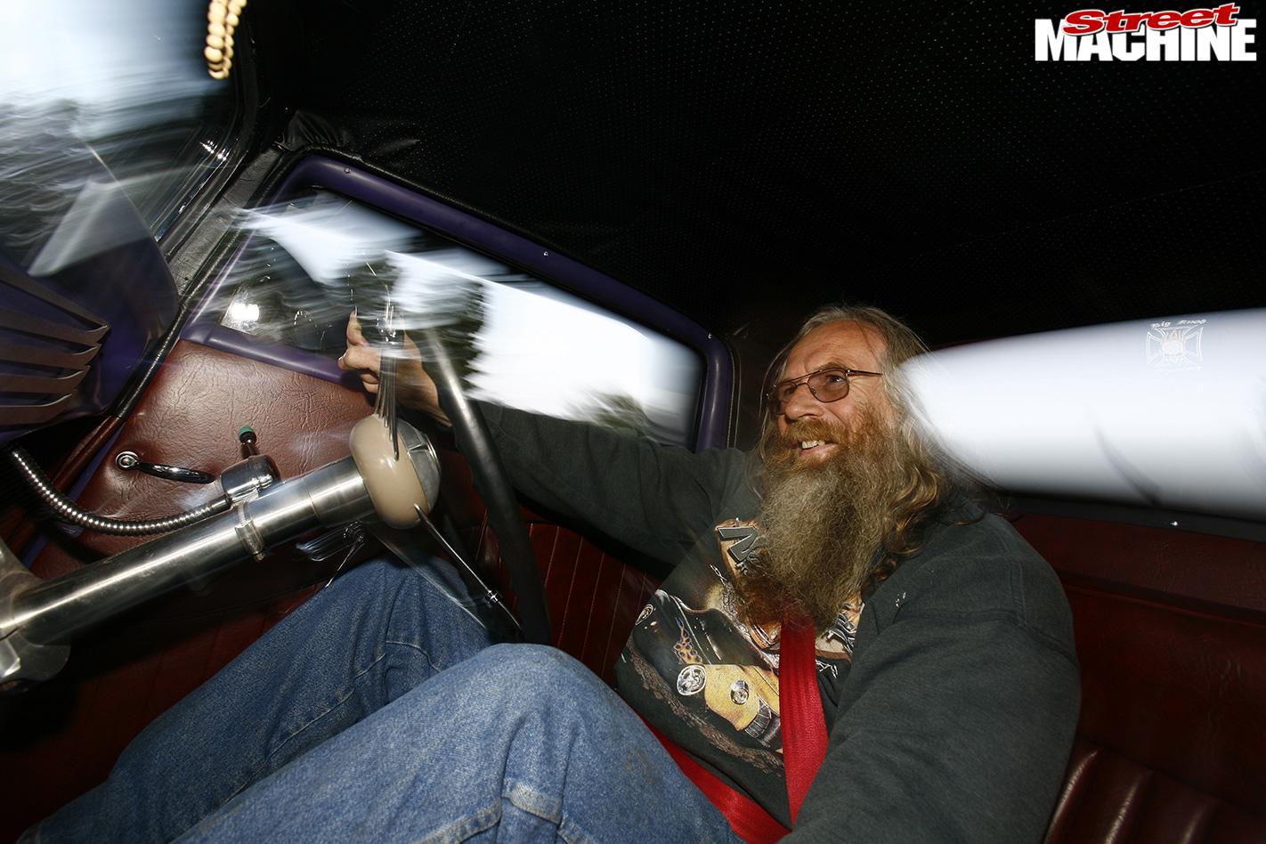 Drag -challenge -norm -hardinge -ford -coupe