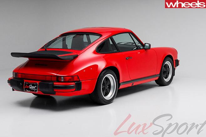 Lux -Sport -Porsche