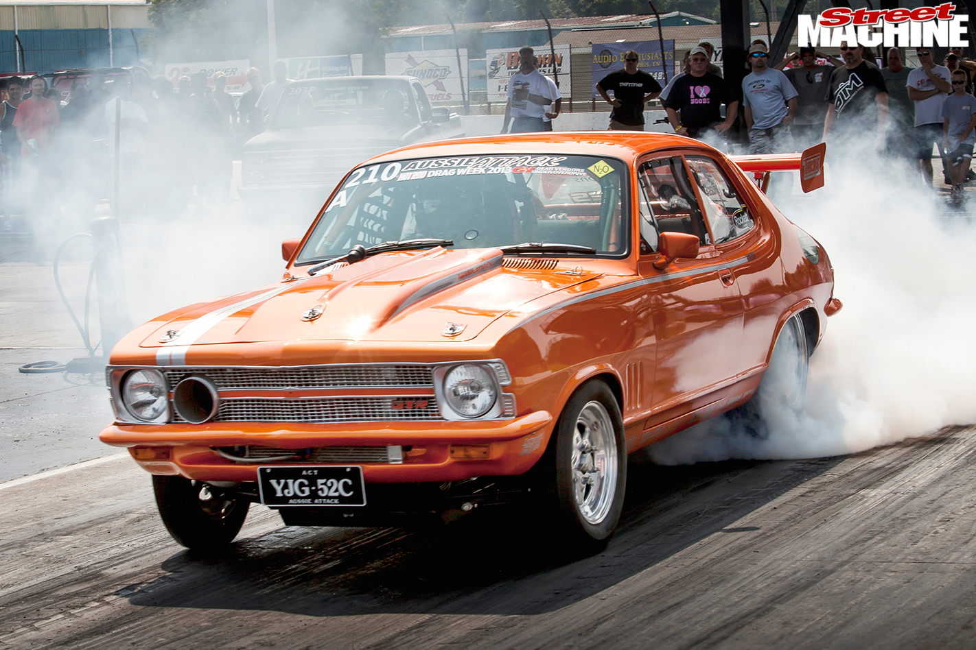 Drag -challenge -jake -edwards -holden -lc -torana