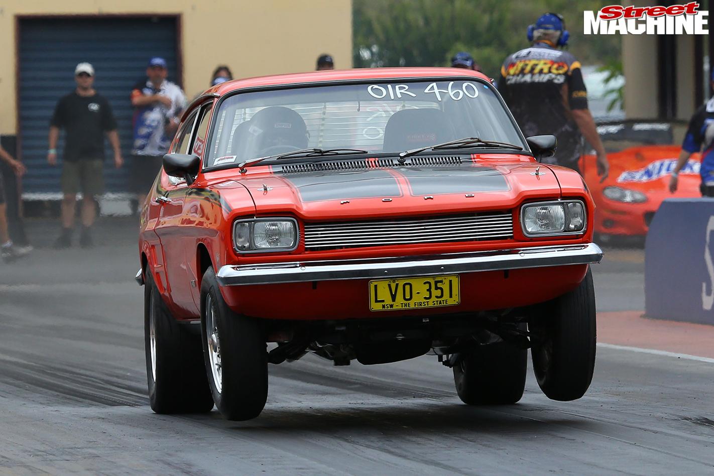 Drag -challenge -elvio -gonzales -ford -capri -1
