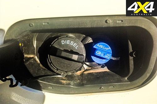 Diesel -fuel -cap