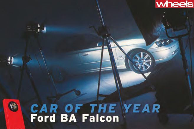 2002-Ford -BA-Falcon -Car -of -the -Year