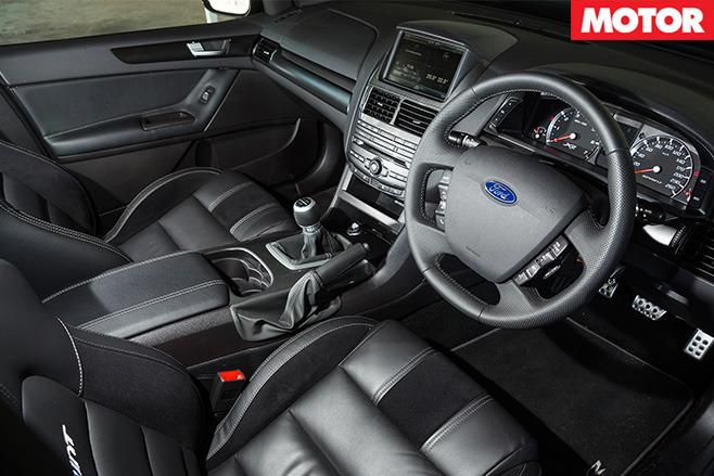 Ford falcon xr8 sprint manual interior