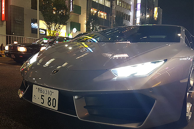 Lamborghini -Huracan -LP-580-FRONT