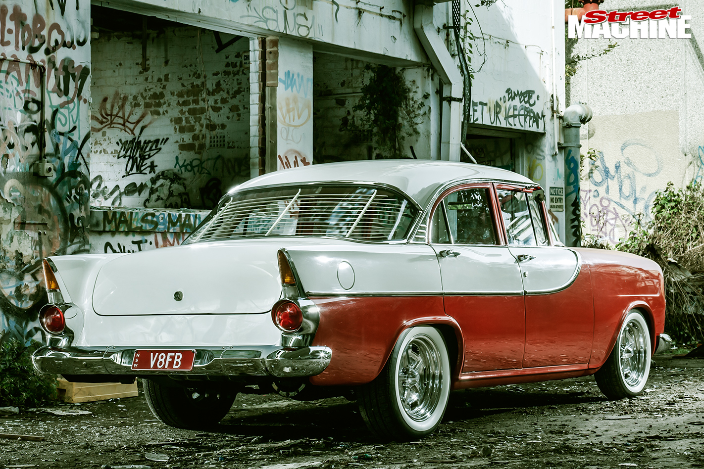 Holden -FB-rear -angle