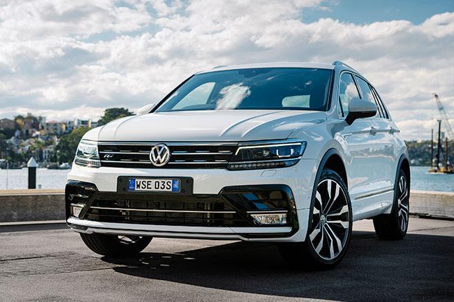2016-Volkswagen -Tiguan -review -front