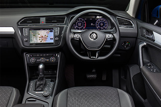2016-Volkswagen -Tiguan -review -interior