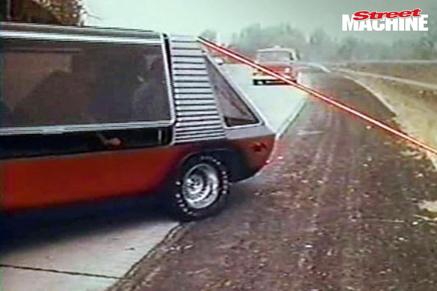 Supervan 1977 Movie 2