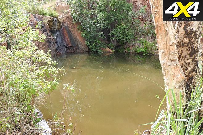 Thompson springs rockhole