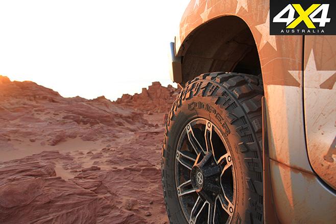 STT PRO III tyres