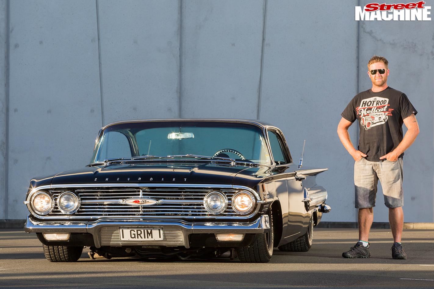 Chevrolet -impala -front -luke -orpwood