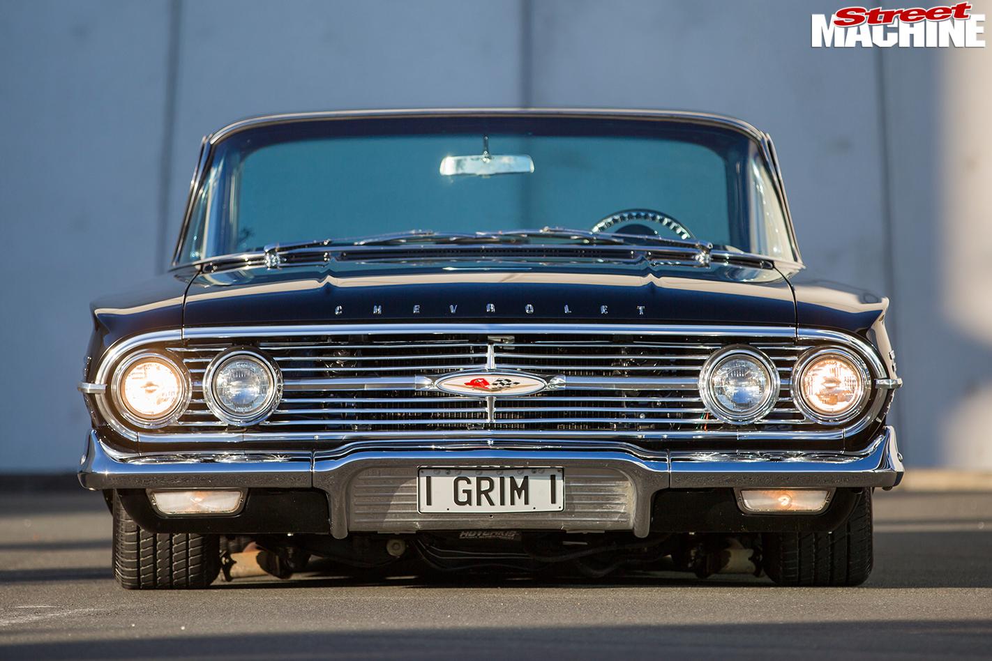 Chevrolet -impala -front