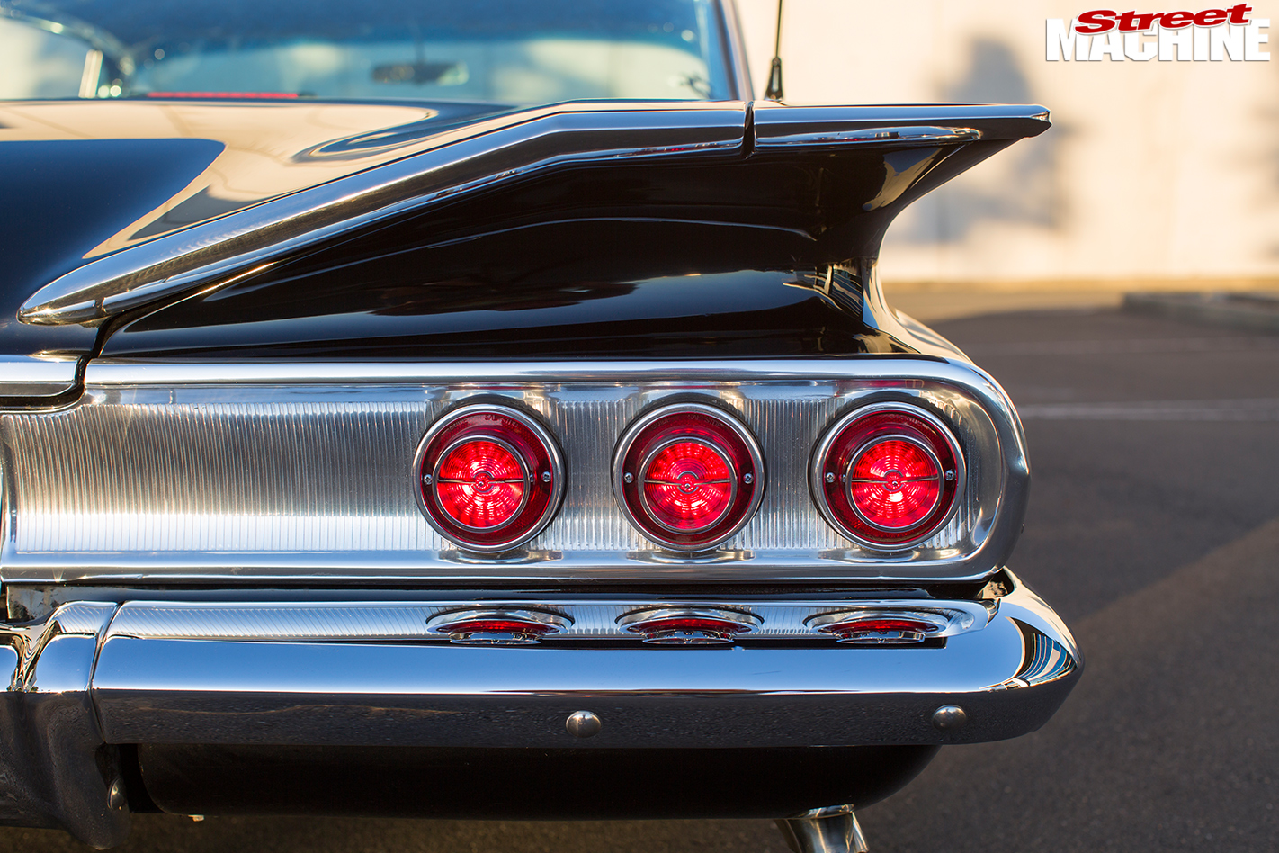 Chevrolet -impala -tail -lights