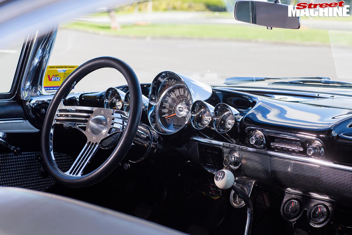 Chevrolet -impala -dash