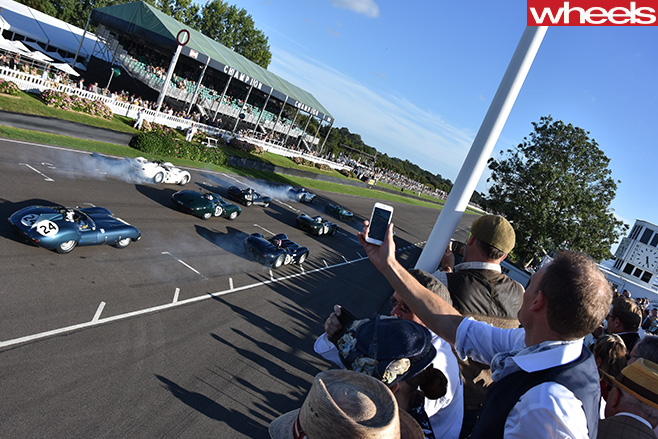 2016-goodwood -revival -cars -track