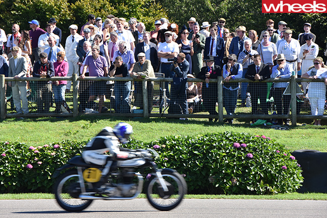 Motorbike -goodwood -revival -2016