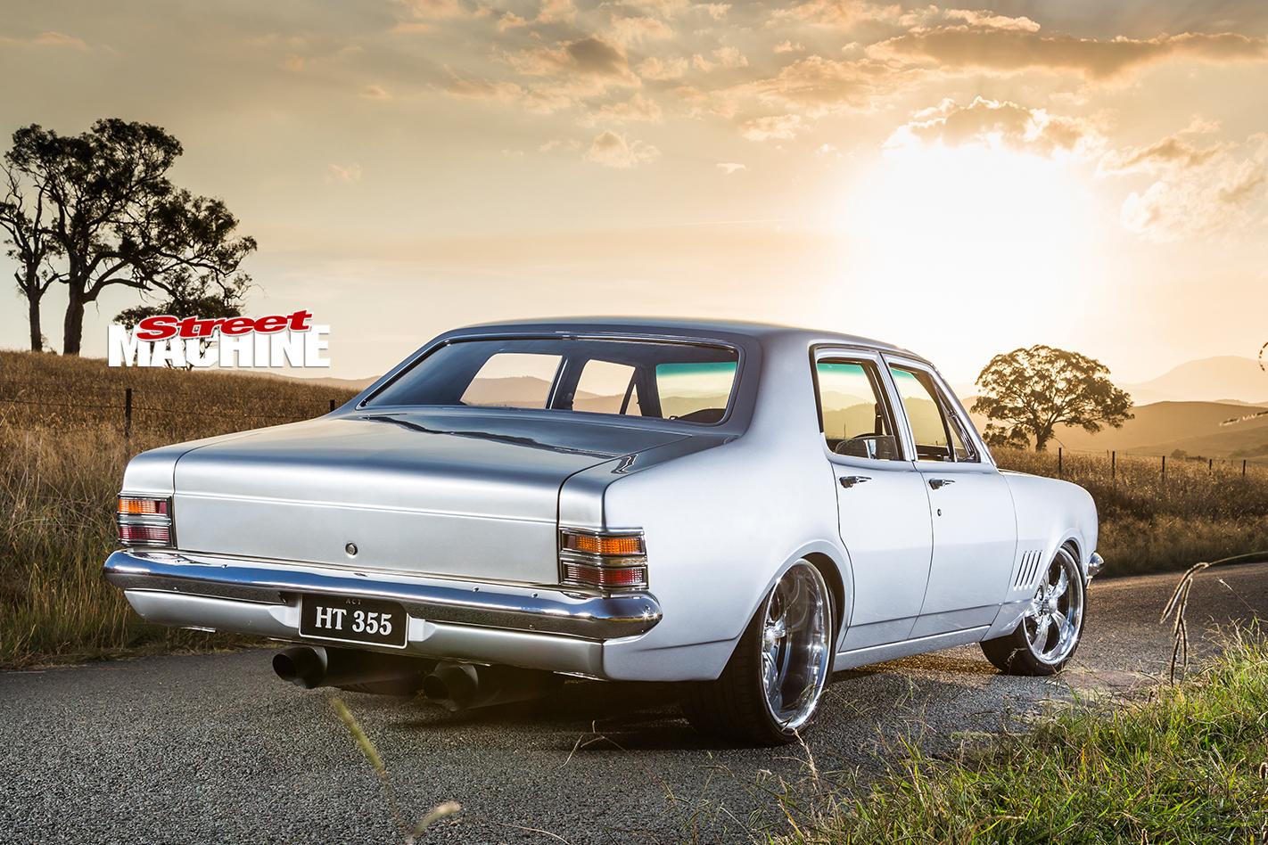 Holden -HT-Kingswood -rear