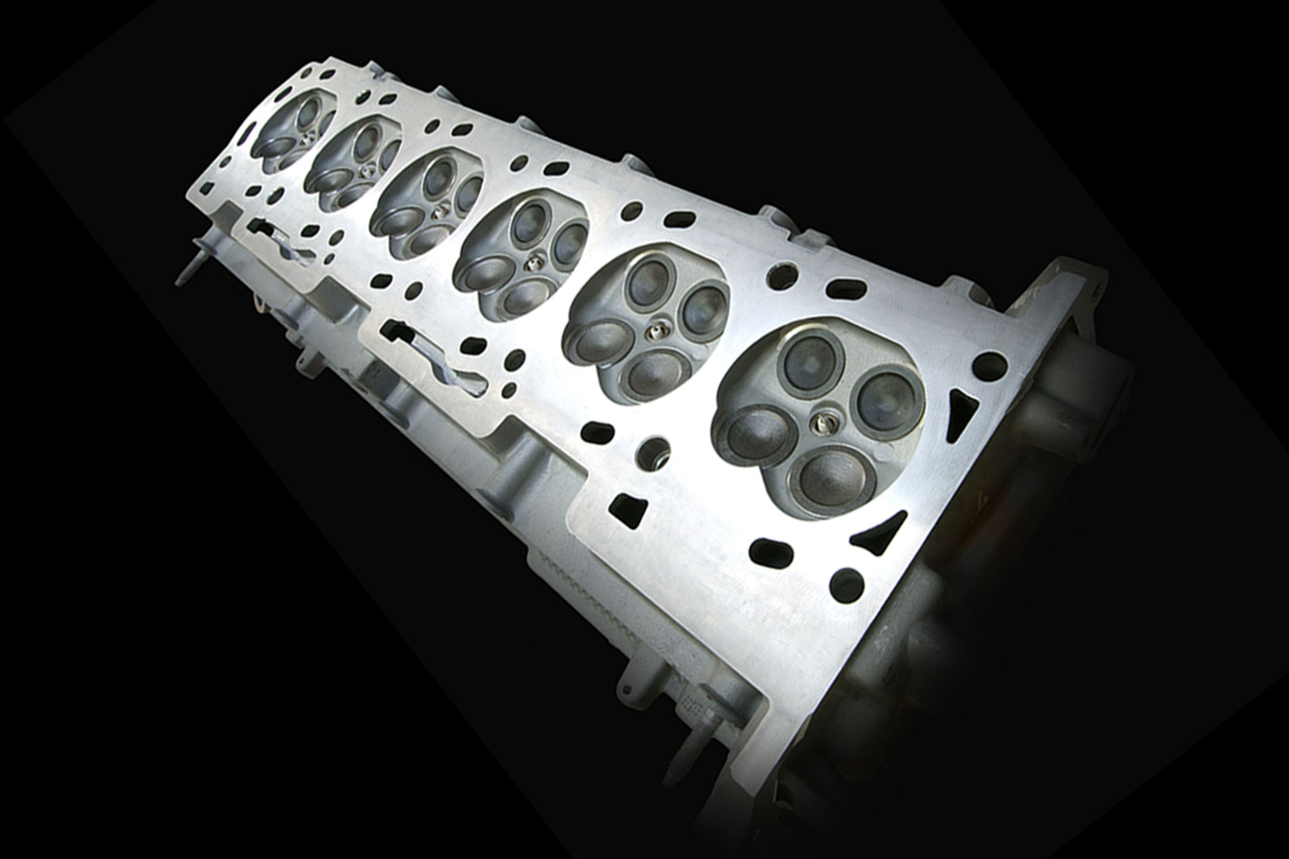 Ford -FG-Falcon -cylinder -head