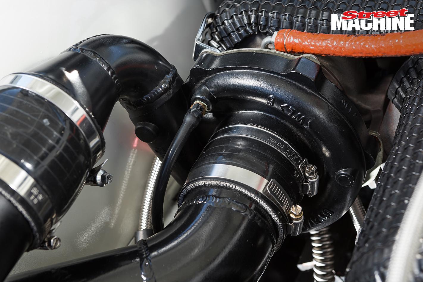 HG Holden Belmont Barra Turbo
