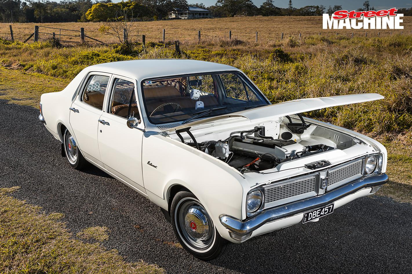HG Holden Belmont Barra Turbo 1
