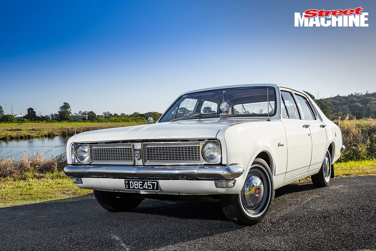 HG Holden Belmont Barra Turbo 4